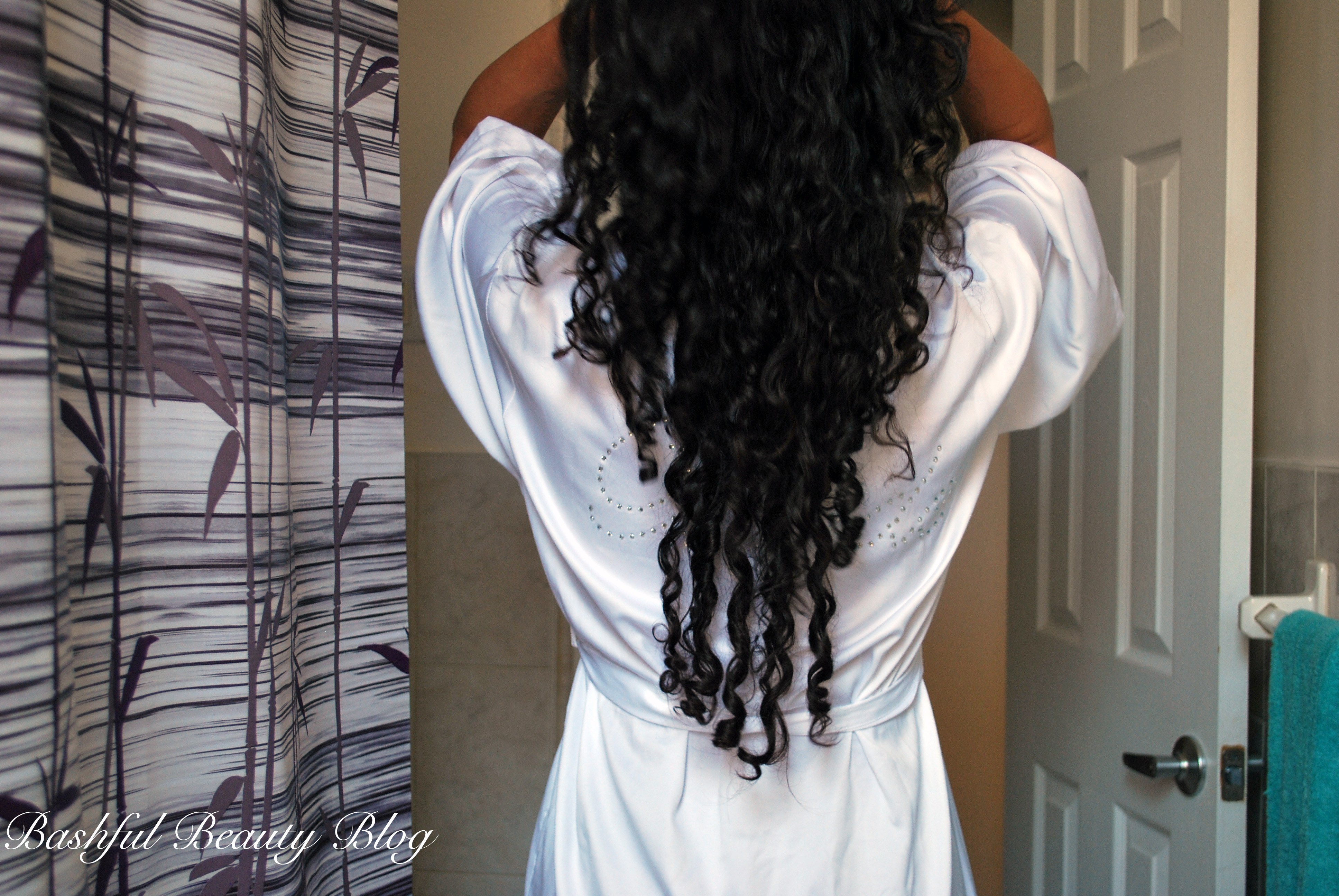 Manual Healthy Hair Routine